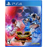 STREET FIGHTER V CHAMPION EDITION PS4 OYUN