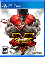 STREET FIGHTER V PS4 OYUN