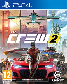 THE CREW 2 PS4 OYUN