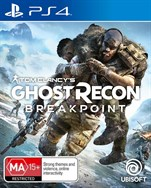 TOM CLANCYS GHOST RECON BREAK POINT PS4 OYUN
