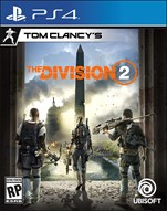 TOM CLANCYS THE DIVISION 2 PS4 OYUN