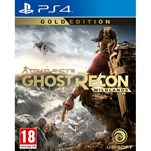 TOMY CLANCYS: GHOST RECON WILDLANDS PS4 OYUN Gold Edition