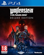 WOLFENSTEIN YOUNG BLOOD DELUXE EDITION PS4 OYUN
