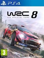WRC 8 PS4 OYUN FIA WORLD RALLY CHAMPIONSHIP