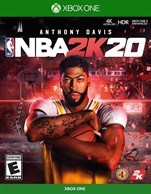 XB1 NBA 2K20 XBOX ONE OYUN