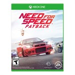 XB1 NEED FOR SPEED PAYBACK XBOX ONE OYUN